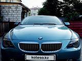 BMW 650 2007 года за 6 000 000 тг. в Нур-Султан (Астана) – фото 2