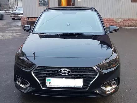 Hyundai Accent 2019 года за 6 200 000 тг. в Алматы – фото 4