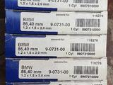 Кольца бмв М3 Е36 поршневые, мотор s50b32 за 236 000 тг. в Алматы