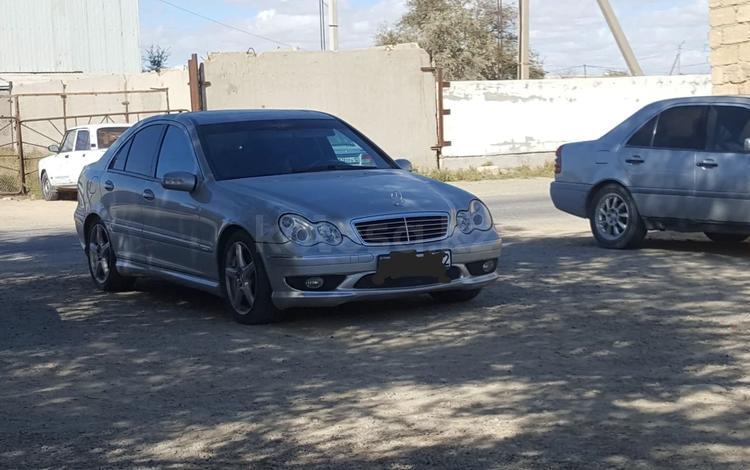 Mercedes-Benz C 180 2002 года за 4 500 000 тг. в Актау