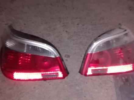 Задние фонари BMW E60 дорестайлинг за 50 000 тг. в Алматы
