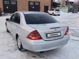 Mercedes-Benz C 200 2001 года за 2 600 000 тг. в Павлодар – фото 5