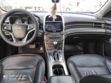 Chevrolet Malibu 2013 года за 5 750 000 тг. в Шымкент – фото 5
