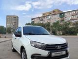 ВАЗ (Lada) Granta 2191 (лифтбек) 2019 года за 2 350 000 тг. в Алматы – фото 4
