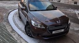 Peugeot 301 2014 года за 3 600 000 тг. в Тараз