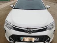 Toyota Camry 2016 года за 11 000 000 тг. в Атырау