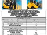 Komatsu  FB15-12 FV 3.0 2021 года за 11 000 000 тг. в Павлодар – фото 3