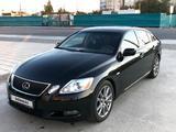 Lexus GS 300 2007 года за 6 500 000 тг. в Кызылорда