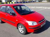 Hyundai Getz 2004 года за 1 600 000 тг. в Костанай – фото 5