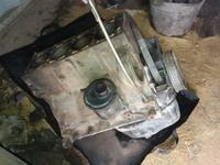 Блок двигателя гольф 3 1.6 АБУ моно за 45 000 тг. в Костанай