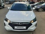 Hyundai Elantra 2019 года за 7 550 000 тг. в Нур-Султан (Астана)