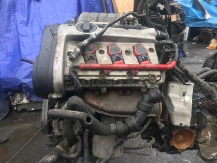 Двигатель ASN 3.0L на Audi A6 C5 за 400 000 тг. в Алматы – фото 3
