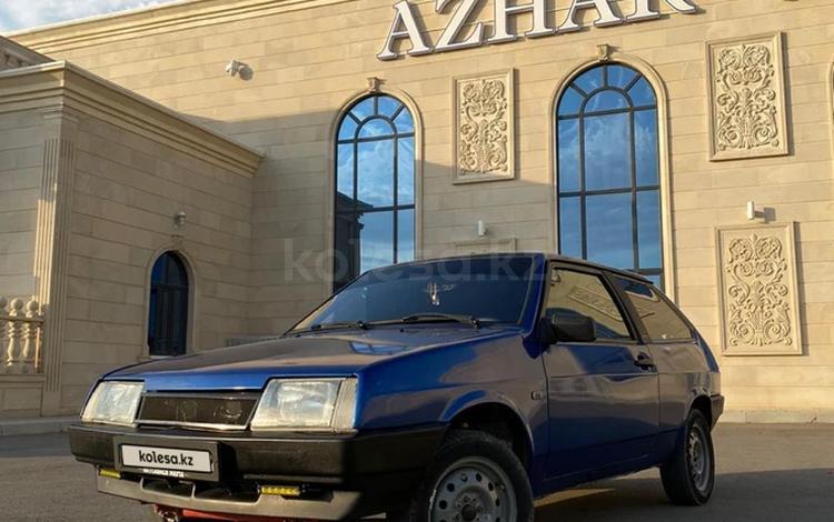 ВАЗ (Lada) 2108 (хэтчбек) 2002 года за 950 000 тг. в Жанаозен