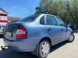 ВАЗ (Lada) Kalina 1118 (седан) 2007 года за 870 000 тг. в Костанай – фото 2