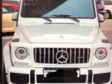 Бампер передний на G 463 за 120 000 тг. в Алматы – фото 2