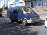 ГАЗ ГАЗель 2002 года за 1 400 000 тг. в Нур-Султан (Астана)