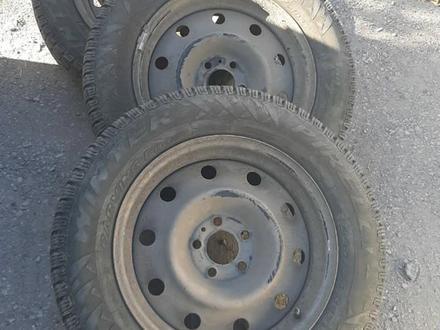 Зимние шины за 60 000 тг. в Нур-Султан (Астана) – фото 3