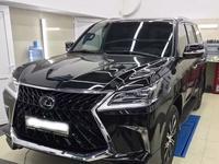 Обвес TRD Superior Lexus lx570 lx450d 2016+ за 330 000 тг. в Алматы