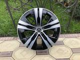 Оригинальные диски R20 на Mercedes GL, ML, GLE, GLS Мерседес за 650 000 тг. в Алматы – фото 5