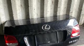 Lexus Gs 300 Задний Крышка багажника оригинал перевозной за 111 тг. в Алматы