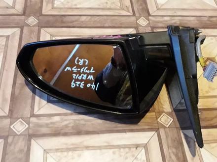 Зеркало боковое правое на Nissan Primera p12, (2002-2008 год) б… за 16 000 тг. в Караганда