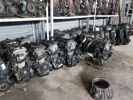 Двигатель Toyota Estima (тойота естима) за 999 тг. в Алматы – фото 2