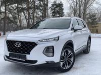 Hyundai Santa Fe 2019 года за 15 100 000 тг. в Караганда