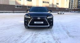 Lexus RX 200t 2016 года за 19 800 000 тг. в Нур-Султан (Астана) – фото 2