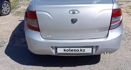 ВАЗ (Lada) Granta 2190 (седан) 2013 года за 2 100 000 тг. в Шымкент – фото 3