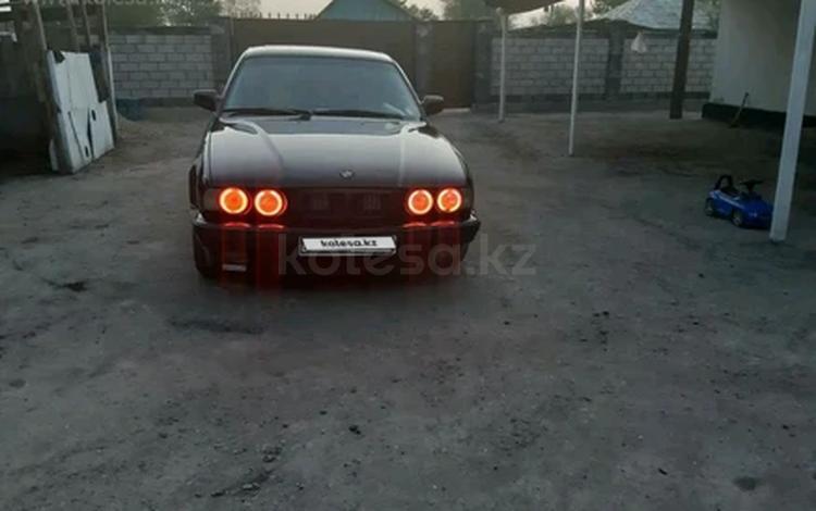 BMW 520 1990 года за 1 300 000 тг. в Жетиген