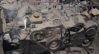 ДВС Субару 2.0 4х вальный турбо EJ20 за 2 021 тг. в Шымкент