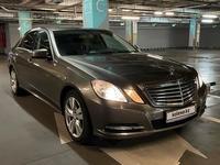 Mercedes-Benz E 350 2011 года за 9 200 000 тг. в Алматы