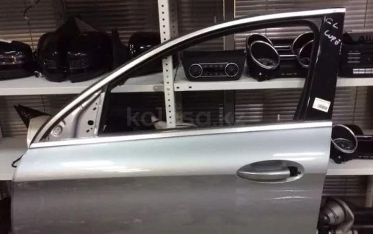 Дверь передн лев w166 ML GLE Mercedes за 203 000 тг. в Нур-Султан (Астана)