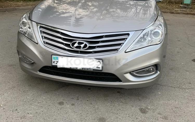 Hyundai Grandeur 2012 года за 6 200 000 тг. в Алматы