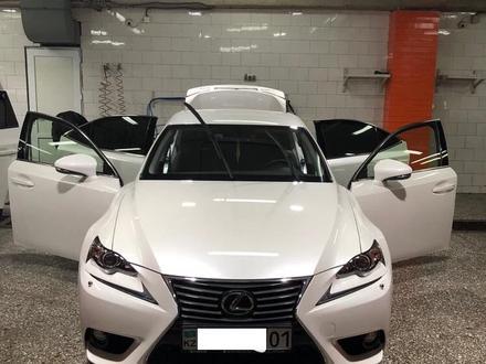 Lexus IS 250 2014 года за 10 600 000 тг. в Нур-Султан (Астана) – фото 8