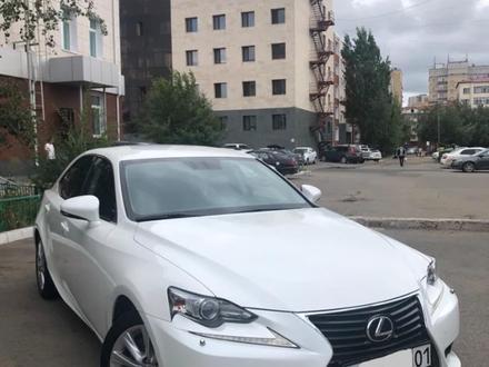 Lexus IS 250 2014 года за 10 600 000 тг. в Нур-Султан (Астана) – фото 2