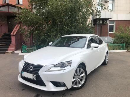 Lexus IS 250 2014 года за 10 600 000 тг. в Нур-Султан (Астана) – фото 3