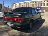 ВАЗ (Lada) 2115 (седан) 2007 года за 830 000 тг. в Уральск – фото 3