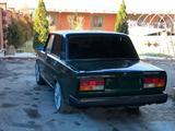 ВАЗ (Lada) 2107 2006 года за 750 000 тг. в Алматы – фото 5