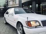 Mercedes-Benz S 500 1996 года за 5 900 000 тг. в Петропавловск – фото 2