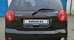 Chevrolet Spark 2006 года за 1 350 000 тг. в Уральск – фото 3