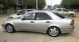 Mercedes-Benz C 180 1998 года за 2 200 000 тг. в Актау – фото 3