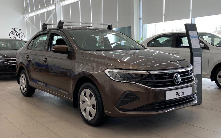 Volkswagen Polo Origin 2021 года за 7 836 000 тг. в Атырау