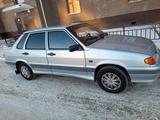 ВАЗ (Lada) 2115 (седан) 2002 года за 840 000 тг. в Кызылорда