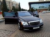 Maybach 57 2004 года за 26 400 000 тг. в Алматы – фото 4