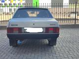 ВАЗ (Lada) 21099 (седан) 2001 года за 735 000 тг. в Актобе – фото 2