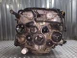 Мотор инфинити 3, 5 литра Двигатель VQ35 infiniti акпп инфинити за 59 086 тг. в Алматы