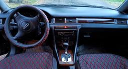 Audi A6 1997 года за 2 650 000 тг. в Петропавловск – фото 5