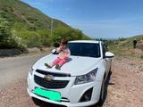 Chevrolet Cruze 2014 года за 4 390 000 тг. в Туркестан – фото 4
