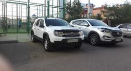Renault Duster 2018 года за 5 600 000 тг. в Нур-Султан (Астана)